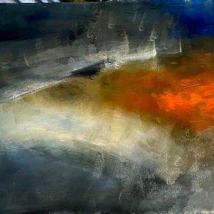 Christine Sparks, Testify, A2 Acrylic, 2020